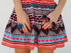 #colors #cool #fashion #girls #nails #nice #red