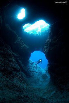 Diving Niue