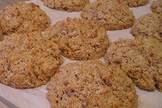 Buttery Einkorn Wheat Drop Biscuits  