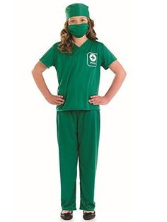 Fun Shack Child Vet Costume - AGE 8 - 10 YRS (L) by Fun Shack *** Check out the image by visiting the link.