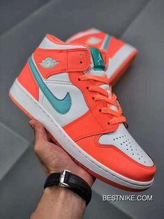 Women Shoes Jordan AJ 1 Air Black Toe FULL GRAIN LEATHER SKU Size 555088 125 New Style