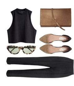 Minimal + Chic uniform