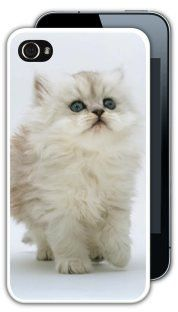 "iPhone 4 (or 5) Case ""Cute Kitten"", customize them with your pet's photo even!"