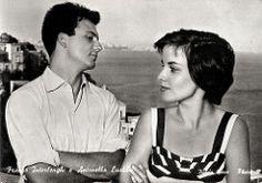 Franco Interlenghi and Antonella Lualdi