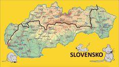 Slovensko s myškou| maminask :) Diagram, Map, Youtube, Location Map, Maps, Youtubers, Youtube Movies