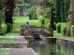 The Peto Water Garden - Buscot Park