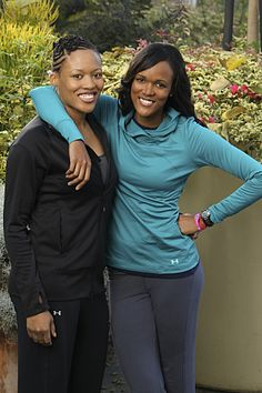 Amazing Race 18- LaKisha & Jennifer