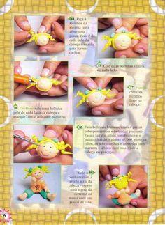 llaveros en pasta - Mary.5 - Álbumes web de Picasa