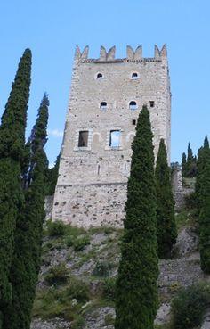 Arco Castel - castello di Arco - Italy