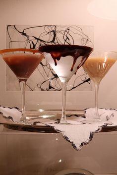 Chocolate Martini...I wanna try these!