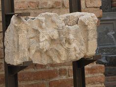 Artifacts at Felix Romuliana, Serbia