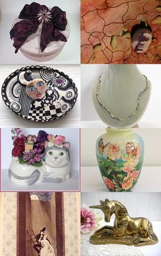 Let Your Imagination Run Wild with the V2TEAM by Anne on Etsy--Pinned with TreasuryPin.com