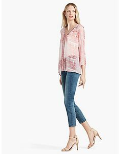 Blouses & Button-downs | 40% Off Literally Everything | Lucky Brand