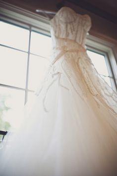 Monique Lhuillier #Wedding Dress