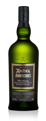 "Ardbeg Distillery Releases Limited Edition ""Auriverdes"""