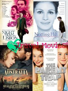 Travel Movies! - the best travel inspiration