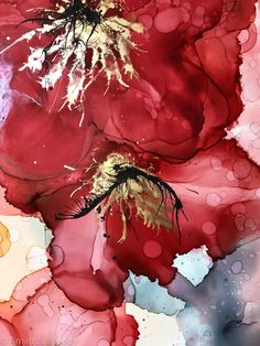 detail of darlin mixed media abstract art by north carolina artist amanda moody Watercolor Wallpaper Iphone, Galaxy Wallpaper, Watercolor Art, Aztec Wallpaper, Pink Wallpaper, Screen Wallpaper, Images Wallpaper, Cute Wallpaper Backgrounds, Pretty Wallpapers