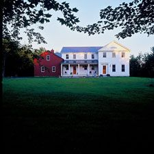 200 Year Old Vermont Farm House