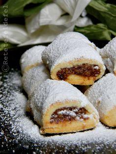 RETETE FEL DE FEL: ALUATURI DULCI Biscuits, Sweet Treats, Bakery, Food And Drink, Sweets, Cooking, Desserts, Gem, Kitchens