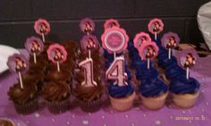 JB Cupcakes Cupcakes, Party, Desserts, Food, Tailgate Desserts, Cupcake, Deserts, Eten, Cupcake Cakes