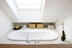 Altbausanierung II modern-badezimmer