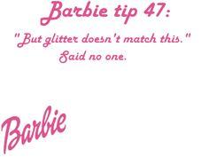 hahaha love glitterrr.