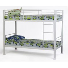 Metal Beds 'No Bolt' Bunk Bunk from £178.00 with FREE delivery!