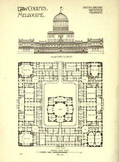 Palais Bourbon Plan de ltage principal Floor Plans Castles