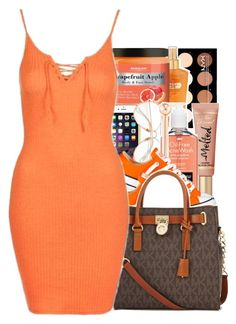 """Leo♌"" by uniquee-beauty ❤ liked on Polyvore featuring Victoria's Secret, Neutrogena, Converse, Michael Kors and Topshop"