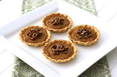 Bourbon Pumpkin Pie (gluten-free)