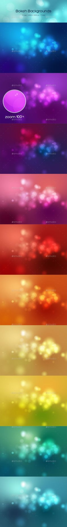 Bokeh Backgrounds - #Backgrounds Graphics