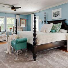 102 best bedroom inspiration teal cream gold aqua images in rh pinterest com