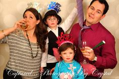 Crazy day in the studio! Fun Family Portrait Photography by Captured...Photography By Crystal