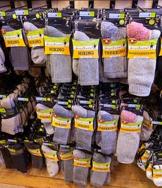Smartwool = Best socks of all time. Do your feet a favor!