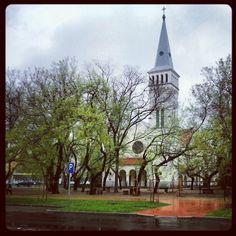 Katolikus templom (Jézus szive) #oroshaza #oroshaza_ma #magyarország #hungary