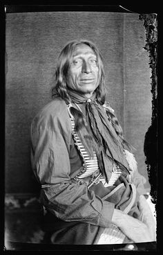 [Chief Iron Tail, a Sioux Indian from Buffalo Bill's Wild West Show]