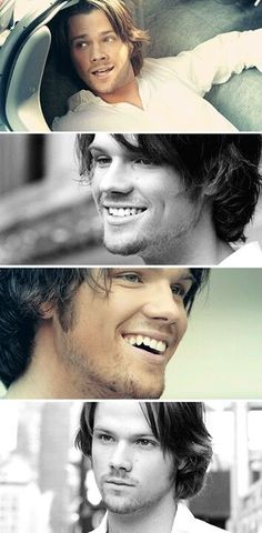 Jared Padalecki as Sam Winchester Jensen Ackles, Jared And Jensen, Jared Padalecki, Supernatural Series, Supernatural Fandom, Supernatural Seasons, Supernatural Wallpaper, Supernatural Quotes, Matt Cohen