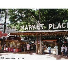 International Market Place Oahu