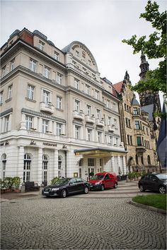 Fürstenhof Leipzig, Germany - Luxury Travel Blog #travelblog #travel #hotels #luxury #spglife #leipzig