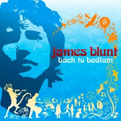 James Blunt CD Cover design