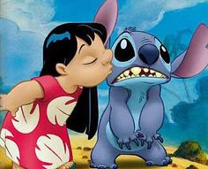 """Lilo and Stitch - """" This is your badness level. It's unusually high for someone your size. We have to fix that."""""""