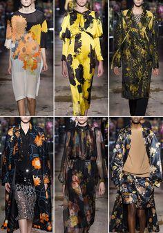 Paris Fashion Week – Spring/Summer 2017 – Print Highlight – Dries Van Noten