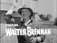 The Real McCoys Picture - Photo of Walter Brennan - FanPix. Star Show, Vintage Mom, Moving To California, Hollywood Actor, Classic Hollywood, Comedy Tv, Tv Times, Old Tv Shows, Tv Guide
