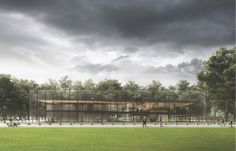 Ausstellung und alle Arbeiten der 2. Phase / Besucherzentrum des Bundestags in Berlin - Architektur und Architekten - News / Meldungen / Nachrichten - BauNetz.de
