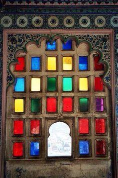 Portas indianas...