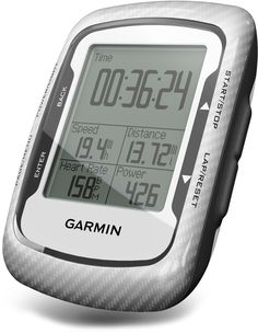 The Garmin Edge® 500—a lightweight GPS-based cycling computer for performance-driven cyclists. #REIGifts