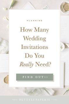 This tiny but mighty wedding stationery detail is not as easy as it seems! When it comes to wedding planning, follow these tips on how many wedding invitations to order. Wedding Stationery Tips, Wedding Invitation Wording Examples, Wedding Wording, Wedding Invitation Etiquette, Wedding Planning Timeline, Wedding Etiquette, Classic Wedding Invitations, Wedding Stationary, Wedding Advice
