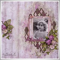 Courtship Lane Inspiration - Adorable by Pascale B.