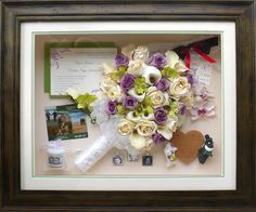 wedding flower preservation - Google Search