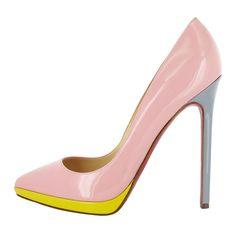 Tendencias zapatos de salon primavera verano 2013: Christian Louboutin
